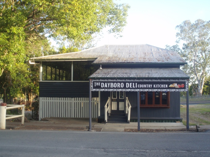 The Dayboro Deli - a gourmet's delight on William Street