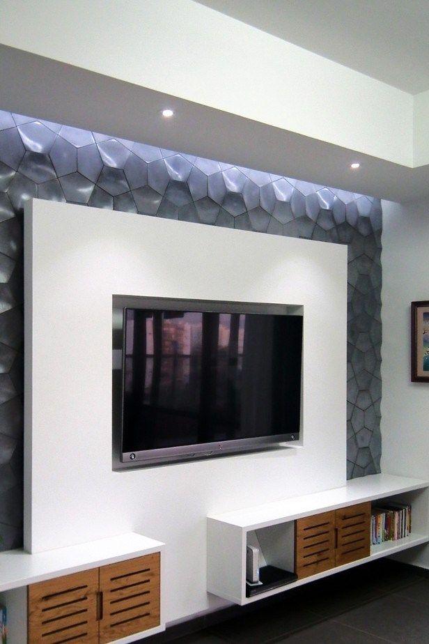 76 Incredible Tv Wall Design Ideas For Living Room Decor 11 Bedroom Tv Wall Wall Tv Unit Design Tv Wall Unit #tv #wall #design #ideas #for #living #room