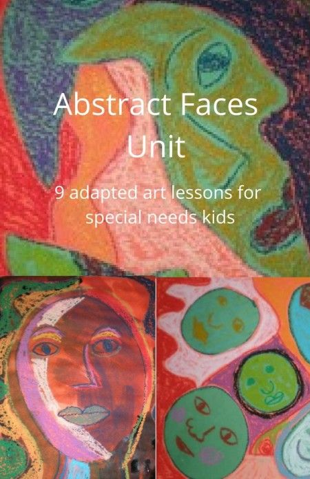 Inclusive Adapted Art Lessons For Children And Adults With Special Needs Projects The Classroom Or Homeschoolers