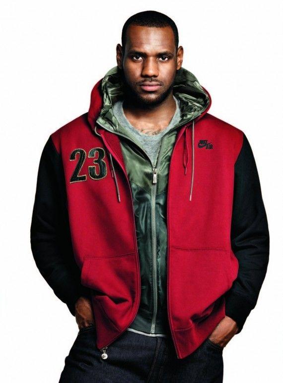 Nike Sportswear x LeBron James