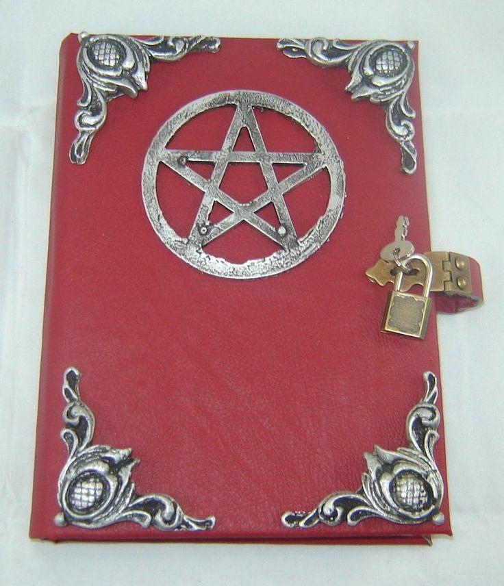 Livro das Sombras pentagrama cod.223