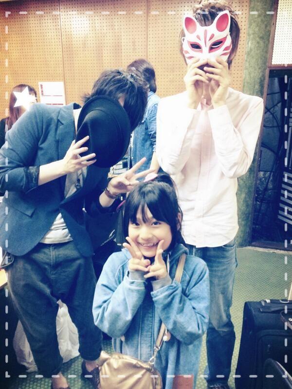 Soraru with Itou and ririri
