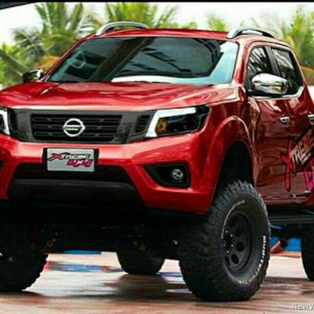 nissan 4x4 nissan navara suv pickup mario vehicles trucks frontier ...