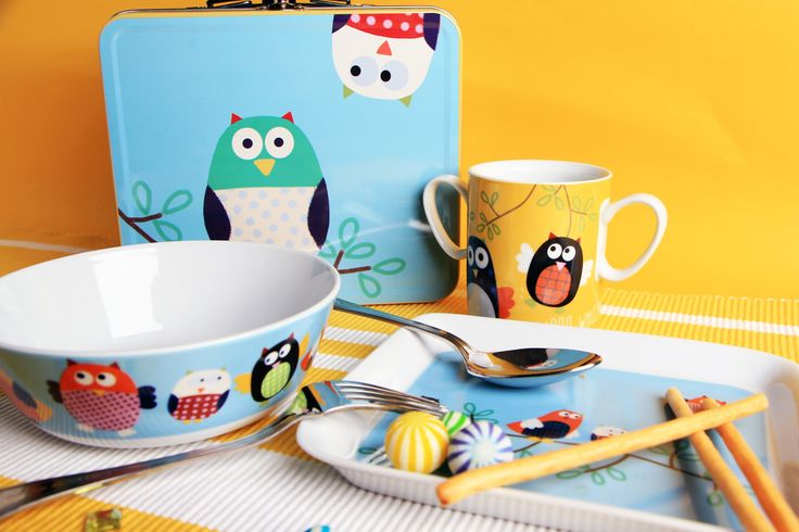 porcelain tableware for children - TopChoice for Silly Design Poland