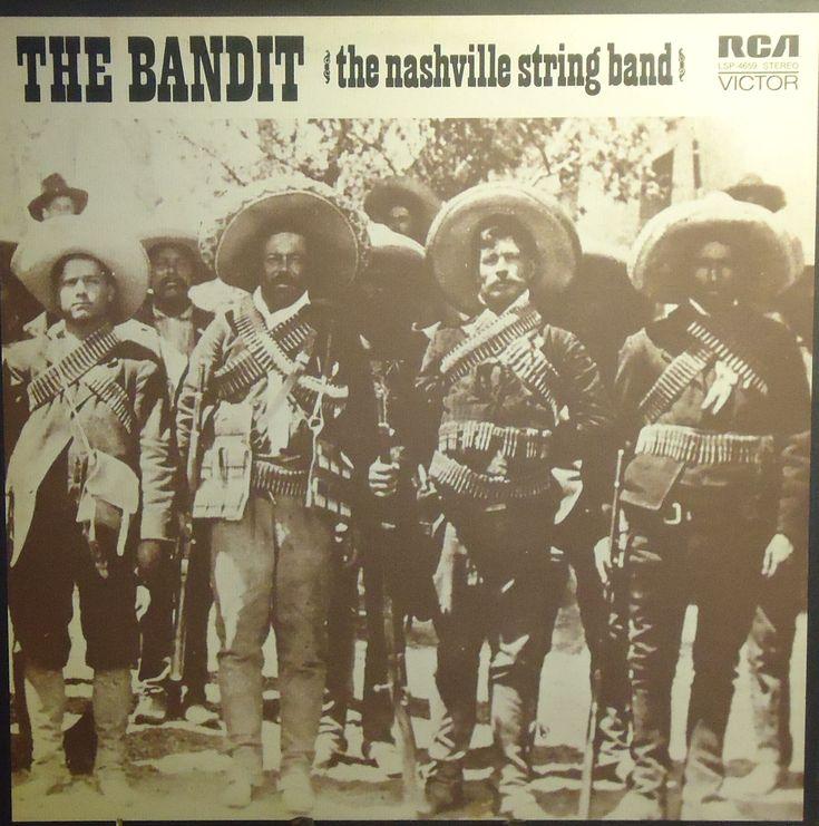 The Nashville String Band - The Bandit - RCA Records - Vinyl LP