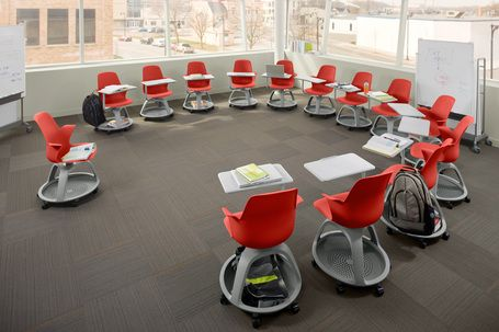Designing Spaces for Today's Students | 21st Century Learning Environments | Scoop.it