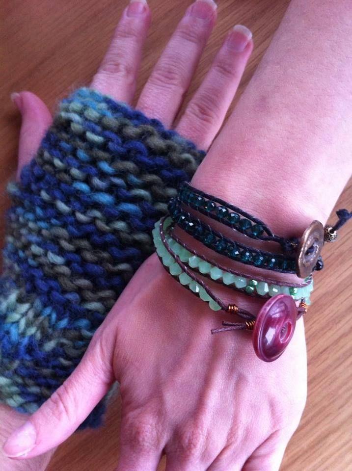 Sparkle sensation bracelets!