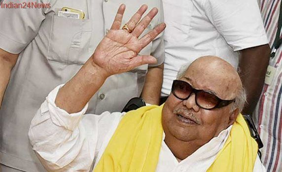 At Karunanidhi's Birthday Bash, Presidential Polls To Be On The Table