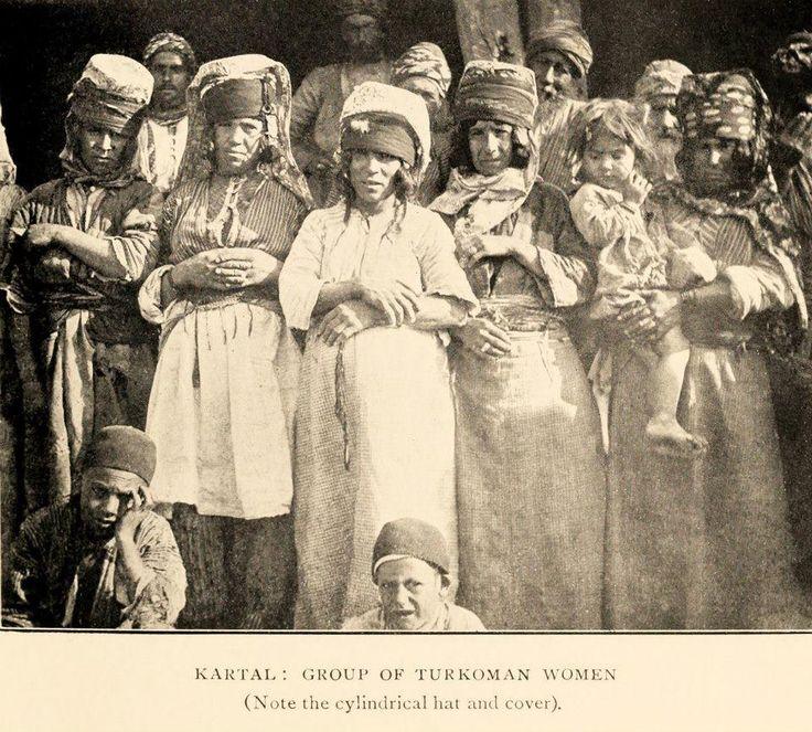 Kartal Köyü / Gaziantep, 1910