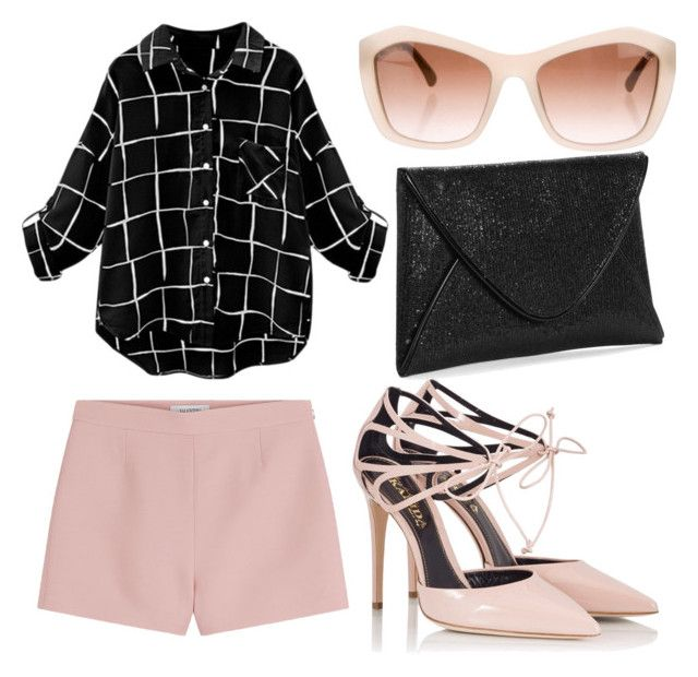 """""""Untitled #016"""" by liaperezmorales on Polyvore featuring Valentino, Fratelli Karida and Chanel"""