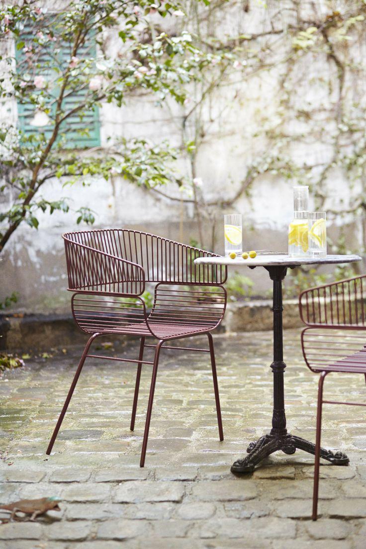 Trame chair by amandine chhor aissa logerot