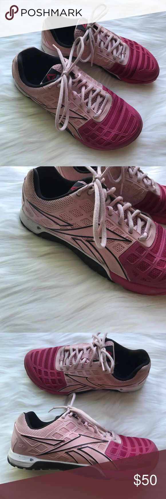 Reebok Nano 3 Pink All my items come from smoke free and pet free home. Feel free to ask me any questions about my items. I will try to respond in a timely manner. 🙂  🚩 NO TRADES 🚩 NO LOWBALL OFFERS 🚩 NO MODELING  🏷 Please don't inquire about prices in the comments. Make a reasonable offer and I'll either accept, counter, or decline. Reebok Shoes Athletic Shoes
