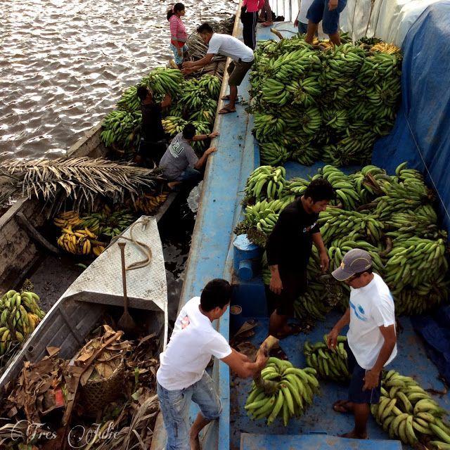 Très Julie: PERU, von Iquitos nach Lagunas auf dem Marañón
