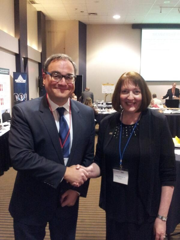 Ezra Levant and Loreen Sherman, 'Ethical Oil' talk at GPAC O Conference 2013-05-09.