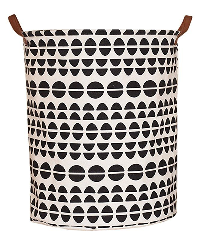 Amazon com: CLOCOR Round Storage Bin/Large Storage Basket