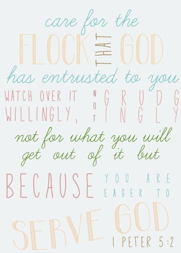 This scripture reminds me of my responsibility as a teacher! Made this for my teacher friends:)