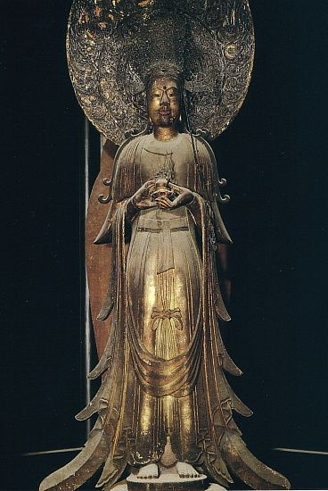 Japanese National Treasure, Statues of Kuze Kannon 救世観音像(法隆寺)
