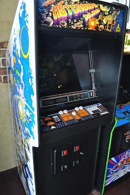 asteroids arcade cabinet - photo #6