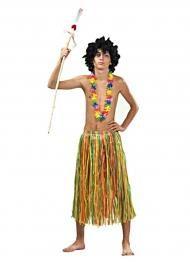 Народные костюмы аборигенов
