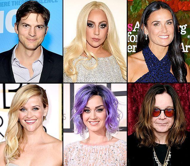 Celebrities' Real Names!