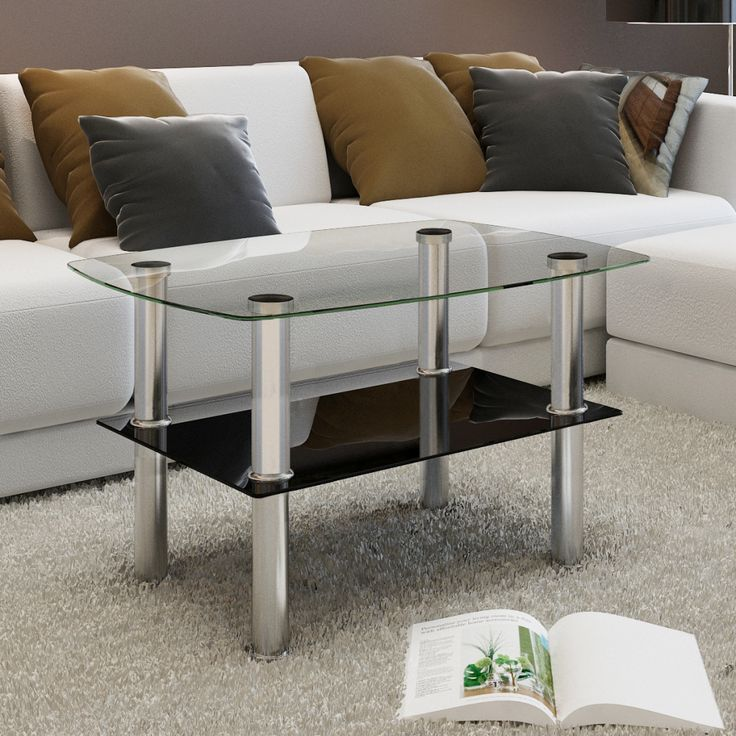 Buy best black Glass Coffee Table 2 Tiers from LovDock.com. Buy affordable and quality Coffee Tables online, various discounts are waiting for you. Please use coupon code to get disscount LOVE50OFF LOVEDOCK50OFF.https://www.lovdock.com/p-240341uk.html?aid=C6624