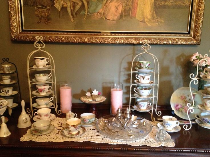 Victorian Tea Room Ocean Grove Nj