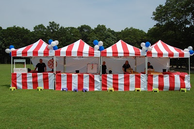 Carnival Tents & Old Fashioned Games  www.EventKingsNY.com