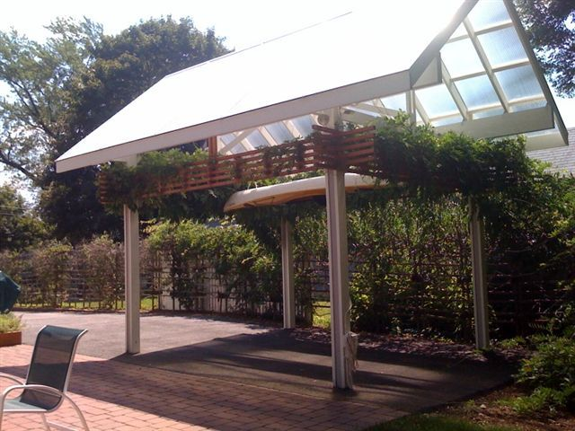 Garage Canopy Chicago : Best garages and carports images on pinterest carport