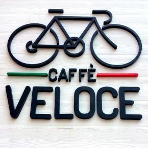 Caffé Veloce en Medellín!