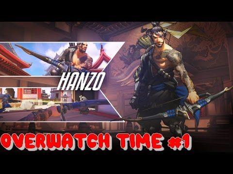 Overwatch #1 avec Kaizeru