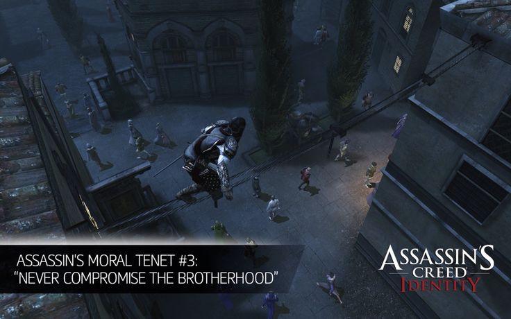 Assassin's Moral #3
