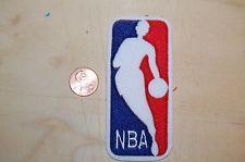 "NBA Shield 3 3/4"" Patch 1971-Present Primary Logo Basketball in Sports Mem, Cards & Fan Shop, Fan Apparel & Souvenirs, Basketball-NBA | eBay"