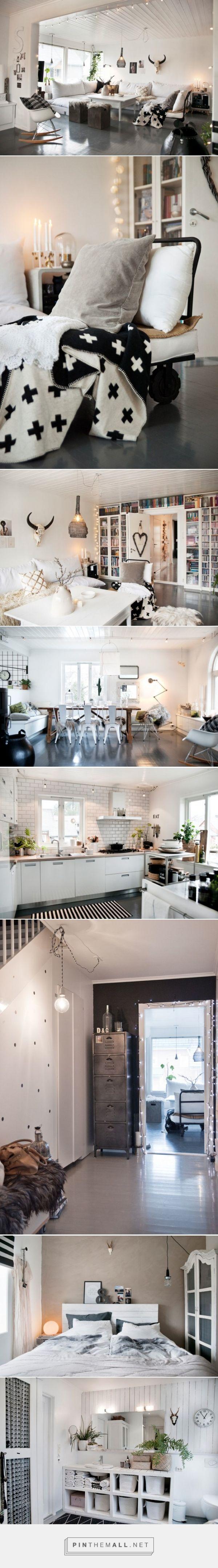 Un Noël norvégien plein de délicatesse | PLANETE DECO a homes world... - a grouped images picture - Pin Them All