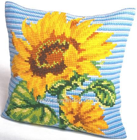 Buy+Zénith+Cushion+Front+Chunky+Cross+Stitch+Kit+Online+at+www.sewandso.co.uk