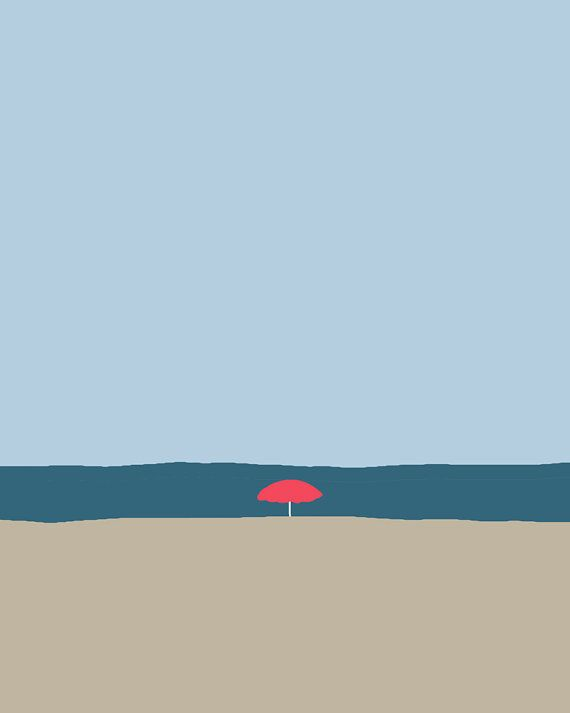 Fine Art Print.  Beach.  May 29 2012. by joreyhurley on Etsy, $85.00