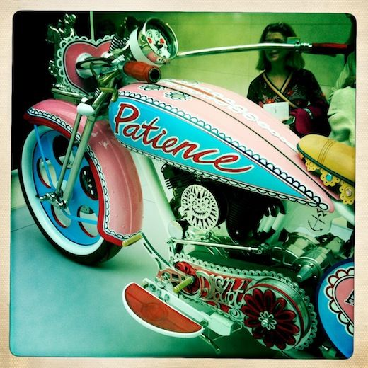 Paitience by artist Grayson Perry | Grayson Perry article by Simon Lewin | All Things Considered