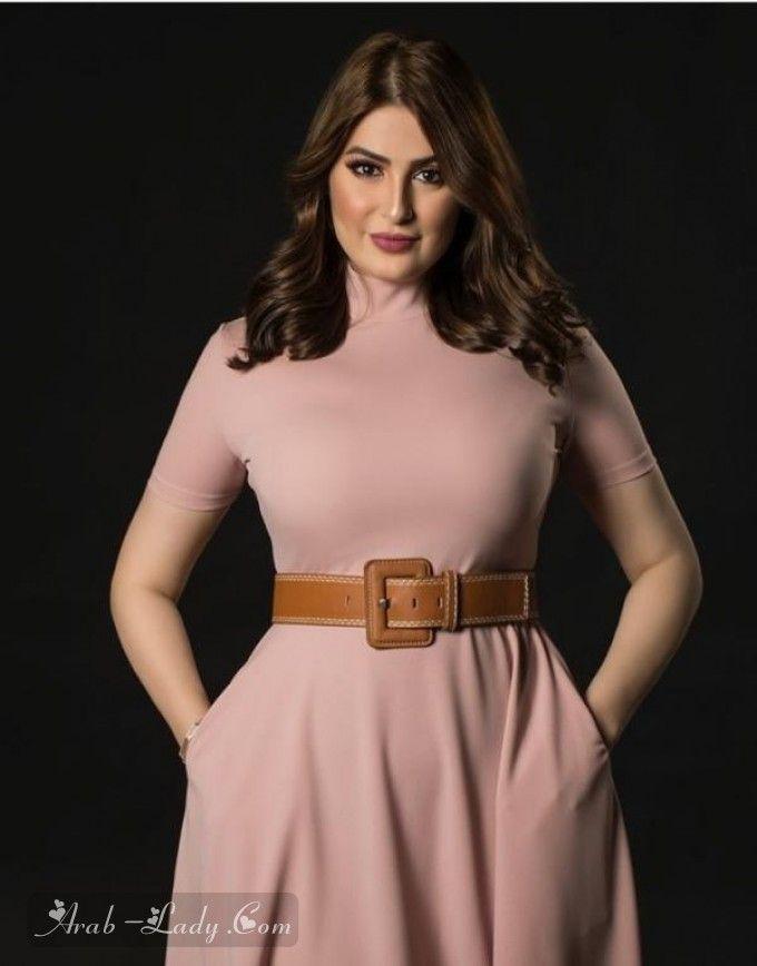 شاهدي رؤى الصبان في إطلالات محتشمة وأنيقة مجلة المرأة العربية Fashion Mini Dress Arab Women