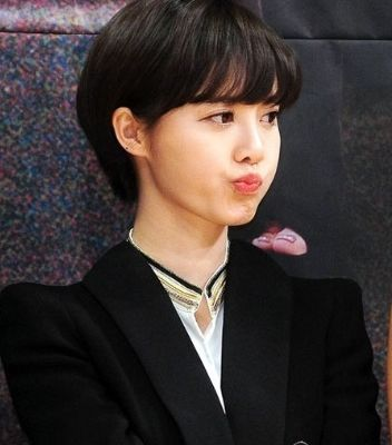 park so dam short hair   컷트머리를 해도 너무 예쁜 연예인 - 헤어스타일 - 인포피파
