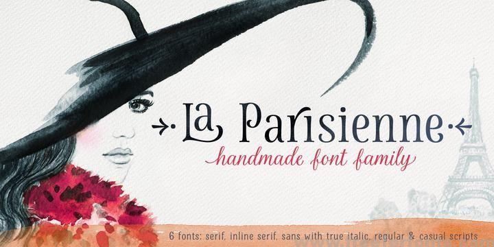 La Parisienne Font Free Download | Free For Fonts