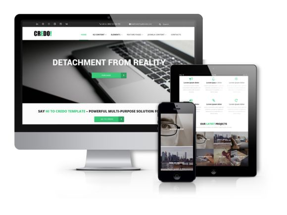 Check out Credo - Business Theme by Ordasoft  on Creative Market