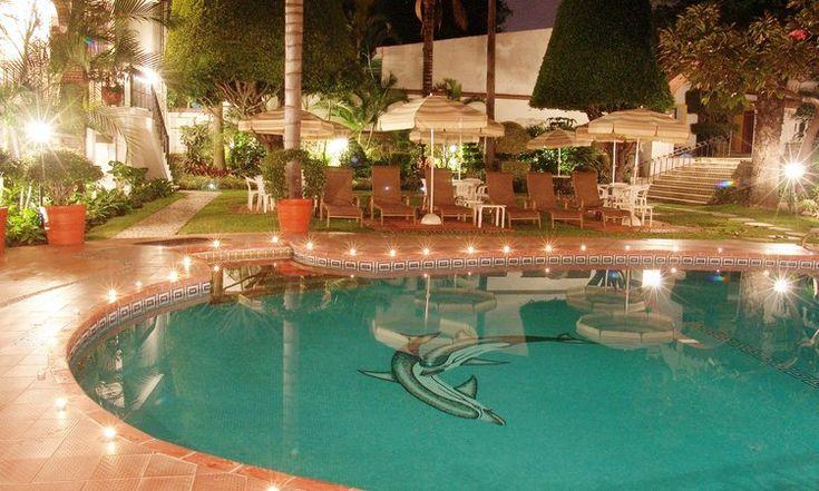 Alberca de Hotel Vista Hermosa Cuernavaca www.hotelvistahermosa.com.mx