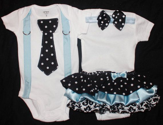 New baby blue twin set :) Love
