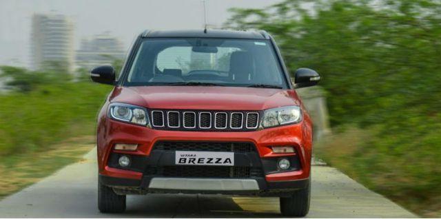 Wannabe Cars Of India From Maruti Vitara Brezza To Jeep Compass