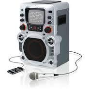 karaoke machine record your voice