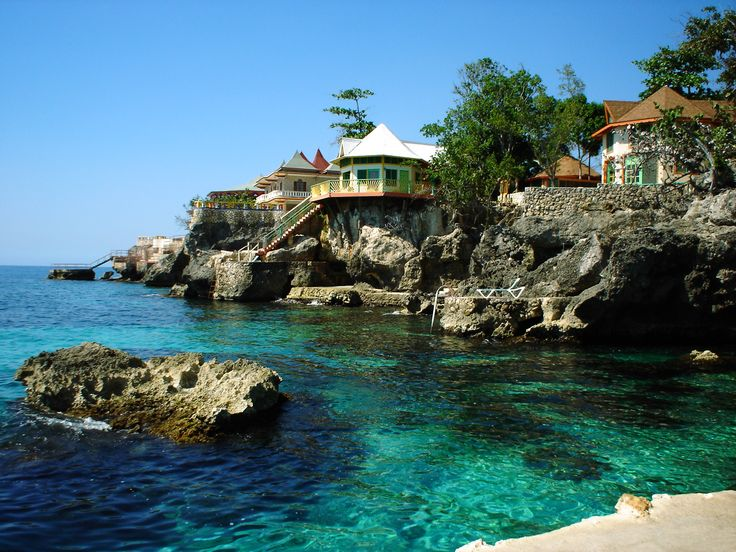 Xtabi - on the cliffs!!!  Negril, Jamaica