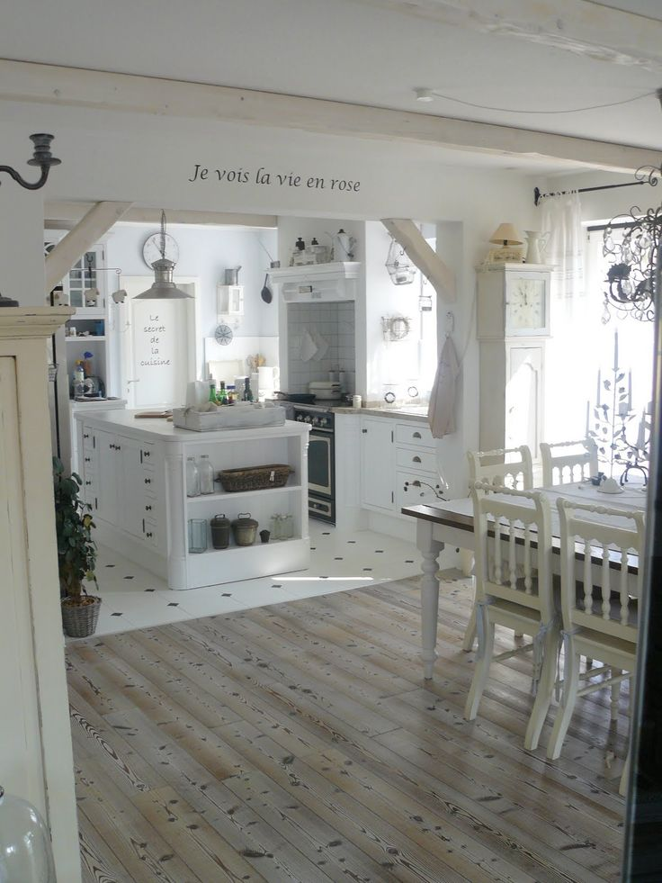 Country Kitchen Remodel I