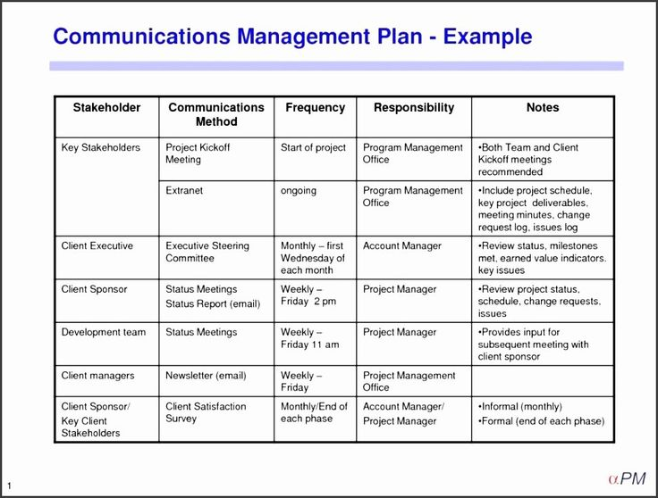 30 Communication Plan Template Excel In 2020 With Images