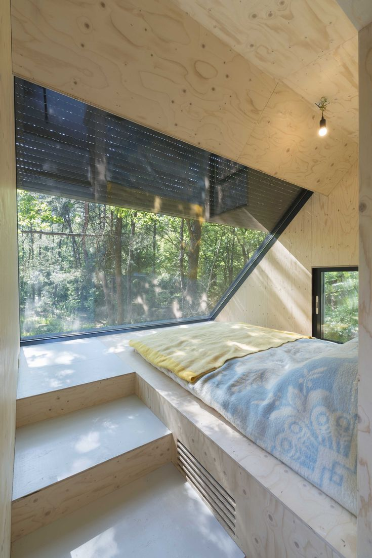 // Transformation Forest House / Bloot Architecture