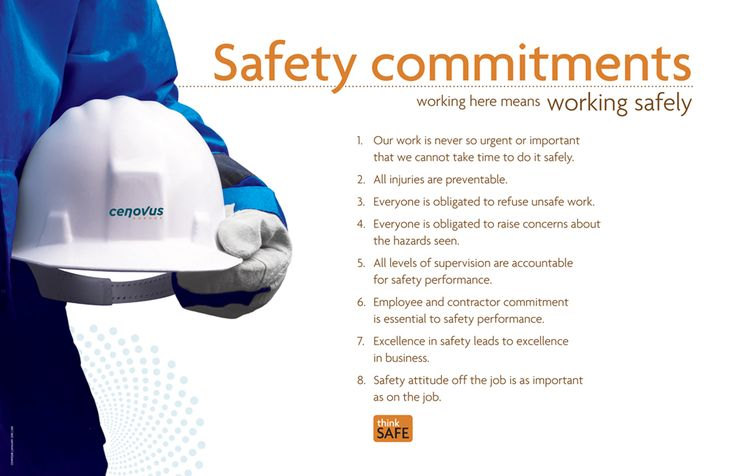 5 minute safety topics