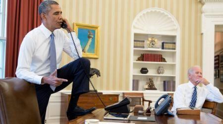 Urgent Syrie - Obama recule: Obama repousse d'éventuelles frappes à la surprise générale